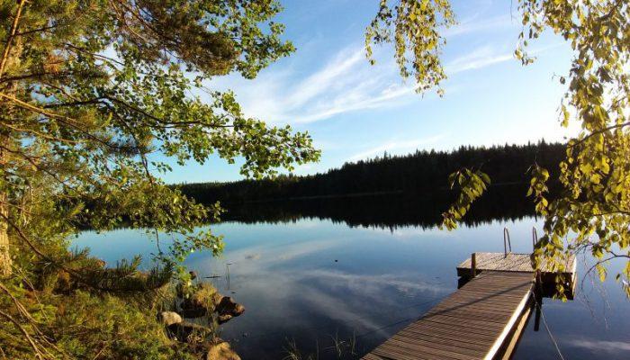 mökki järvi 3